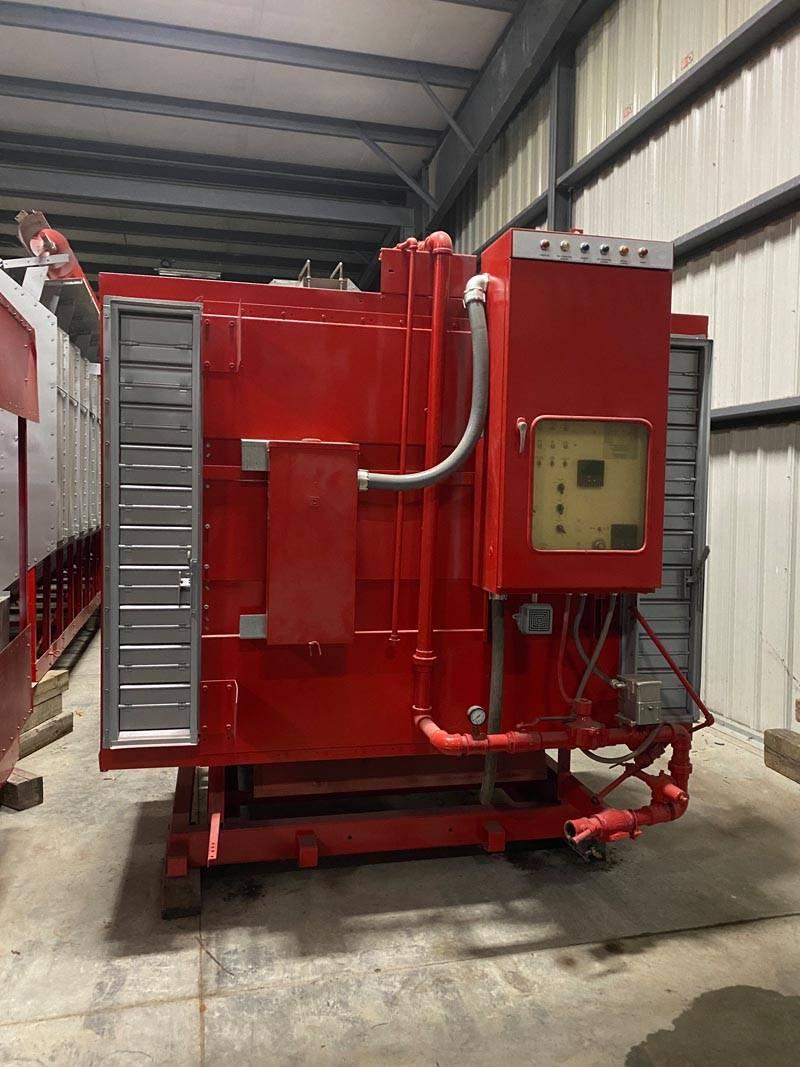 Superb SE1200C Used Dryer