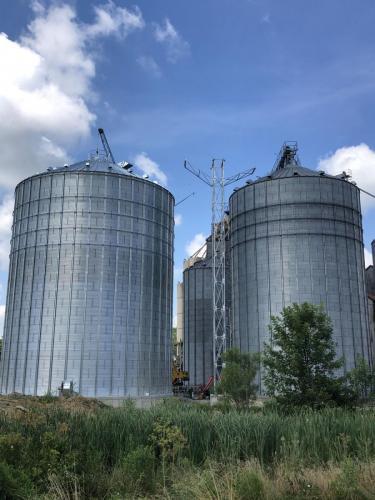 RIPCO Farm Grain Facility Bagdad KY