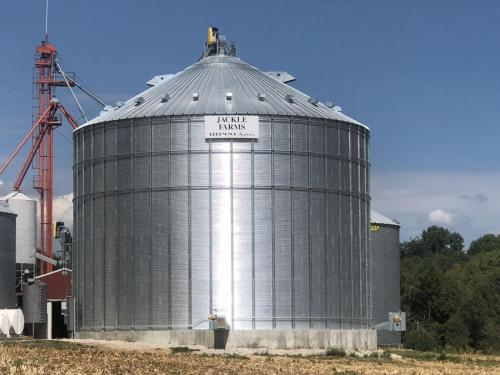RIPCO Grain Bin Jasper IN 1