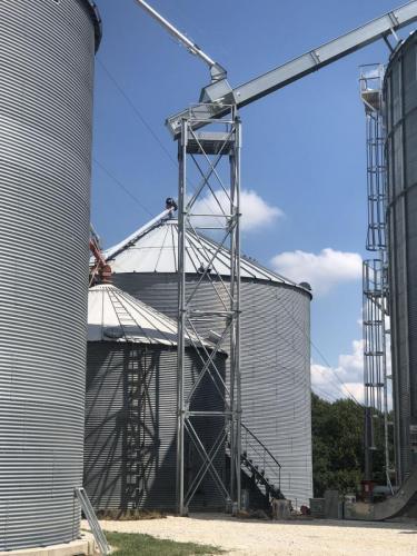 RIPCO Grain Bin Jasper IN 3